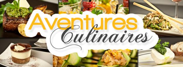 aventures culinaires