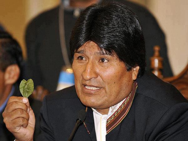 président bolivie