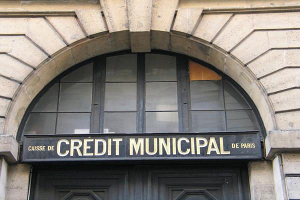 credit municpal