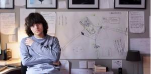 Boyan Slat, l'inventeur de Ocean Clean-up