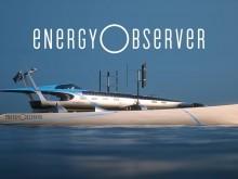 Energy Observer, le premier navire hydrogène autour du monde